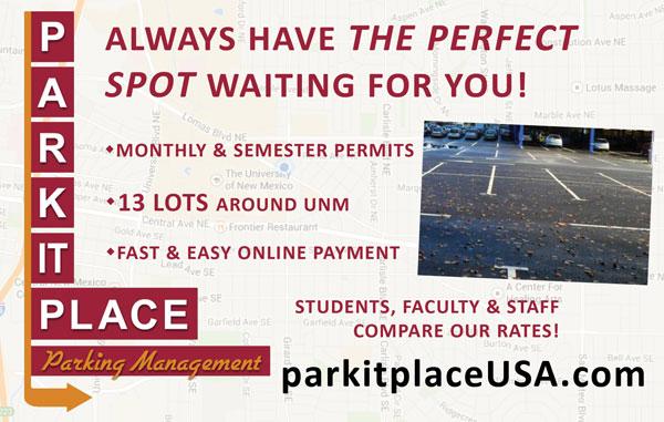 Park it place